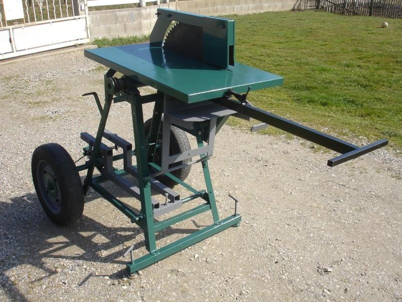 fabrication d'une scie a bois bi-motorisation Dsc00015
