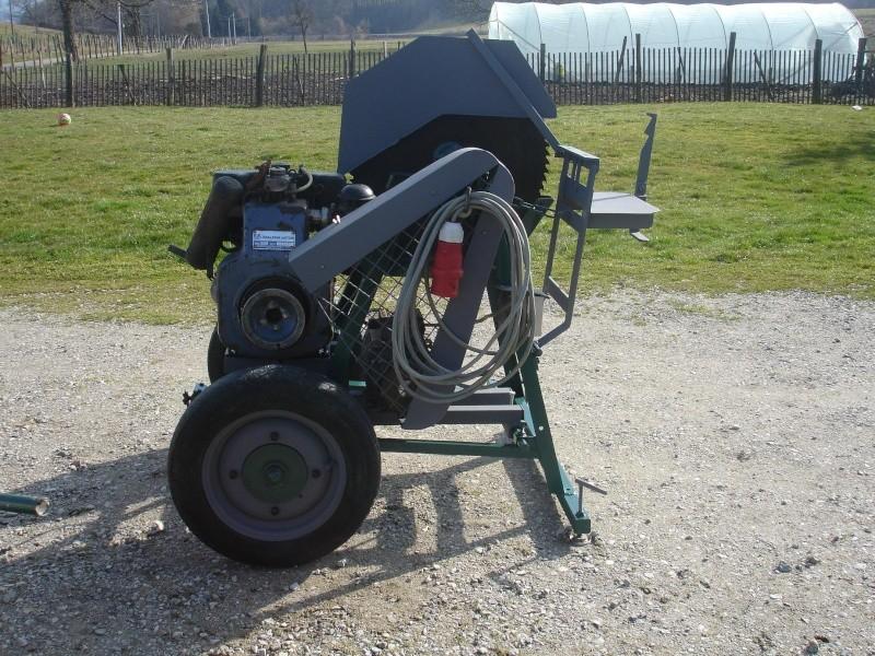 fabrication d'une scie a bois bi-motorisation Dsc00019