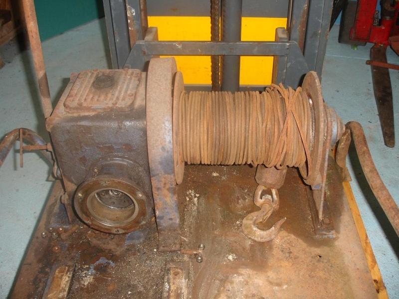 fabrication d'une scie a bois bi-motorisation Dsc00111