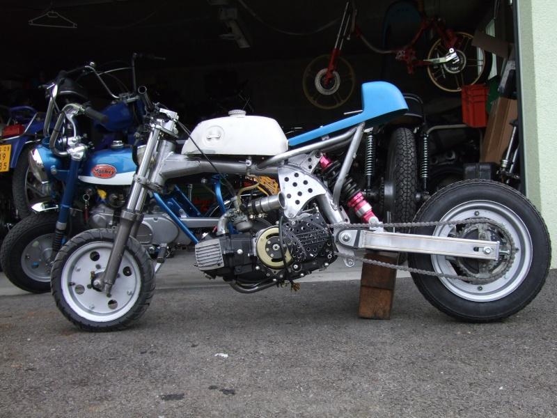 Honda Monkey de course Dscf0914