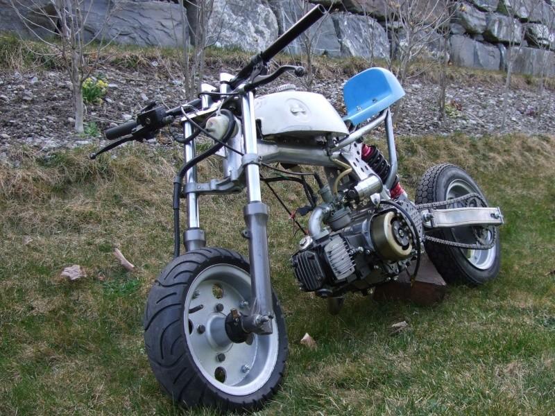 Honda Monkey de course Dscf0915