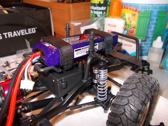 Axial scx10 Jeep Wrangler Unlimited Rubicon KIT - Página 3 Dscn8827