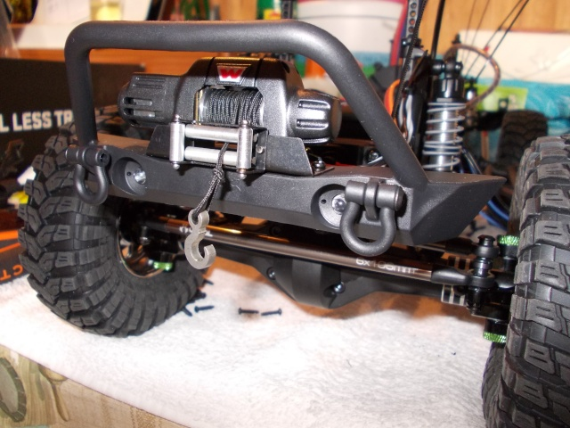 Axial scx10 Jeep Wrangler Unlimited Rubicon KIT - Página 3 Dscn8830