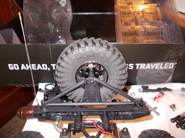 Axial scx10 Jeep Wrangler Unlimited Rubicon KIT - Página 3 Dscn8911