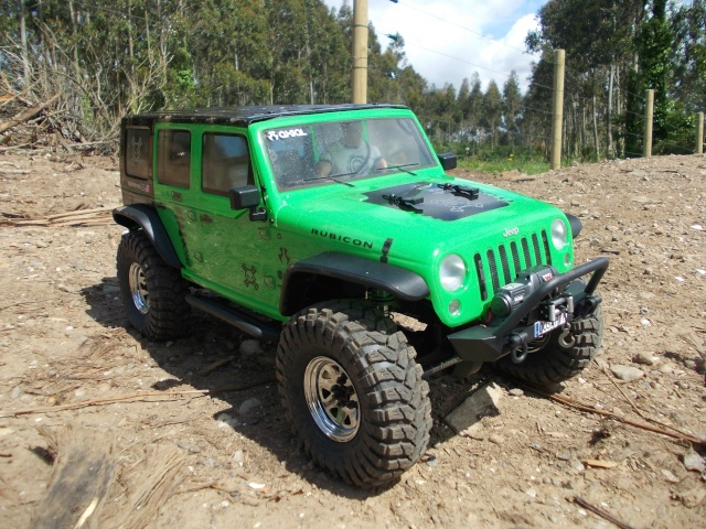 Axial scx10 Jeep Wrangler Unlimited Rubicon KIT - Página 4 Q310