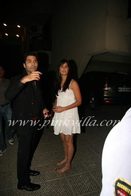 Katrina kaif at Hrithik Roshan's mom's birthday bash Img_5710