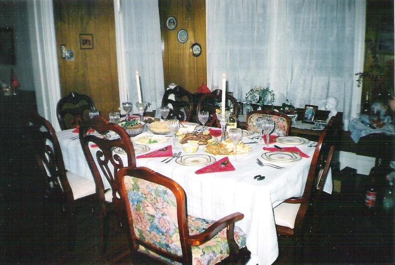 Albanian Traditional Table 00310