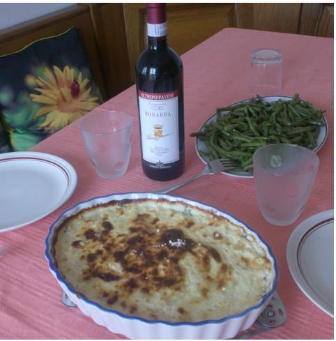 Albanian Traditional Table Tave-e10