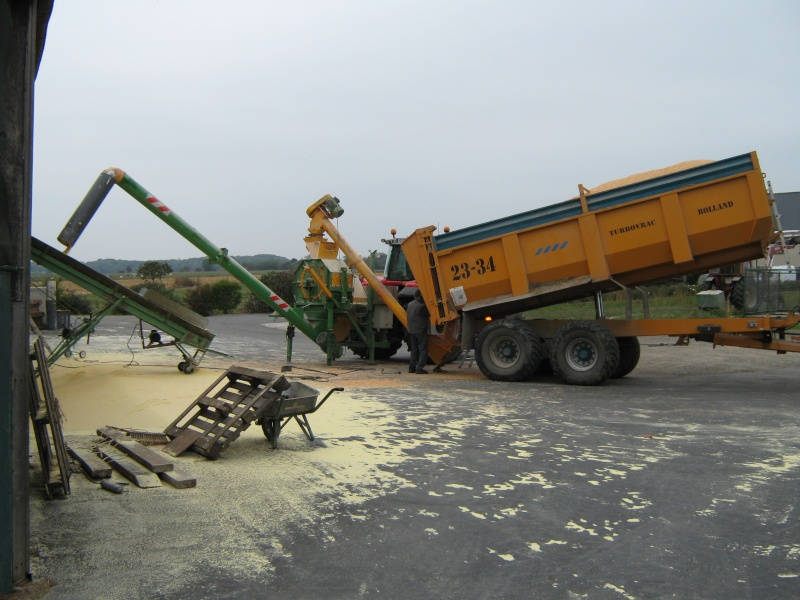 Moissons maïs 2009 Moisso18