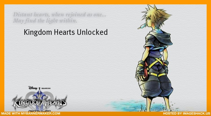Kingdom Hearts Unlocked