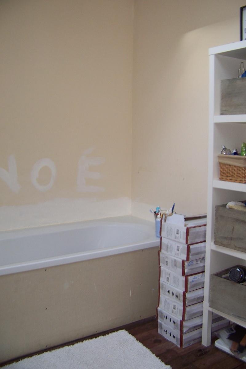 un nouveau chantier à préparer ma salle de bains! 100_4121