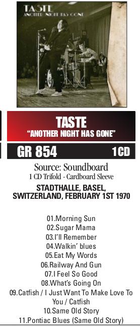 Basel, Suisse, 1er février 1970 [Bootleg] Image_15
