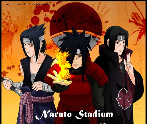 Naruto Stadium