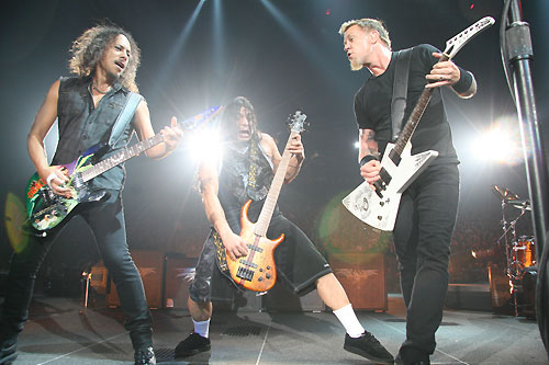 Metallica Concert at Antwerpen (Anvers) Belgium 03mar013