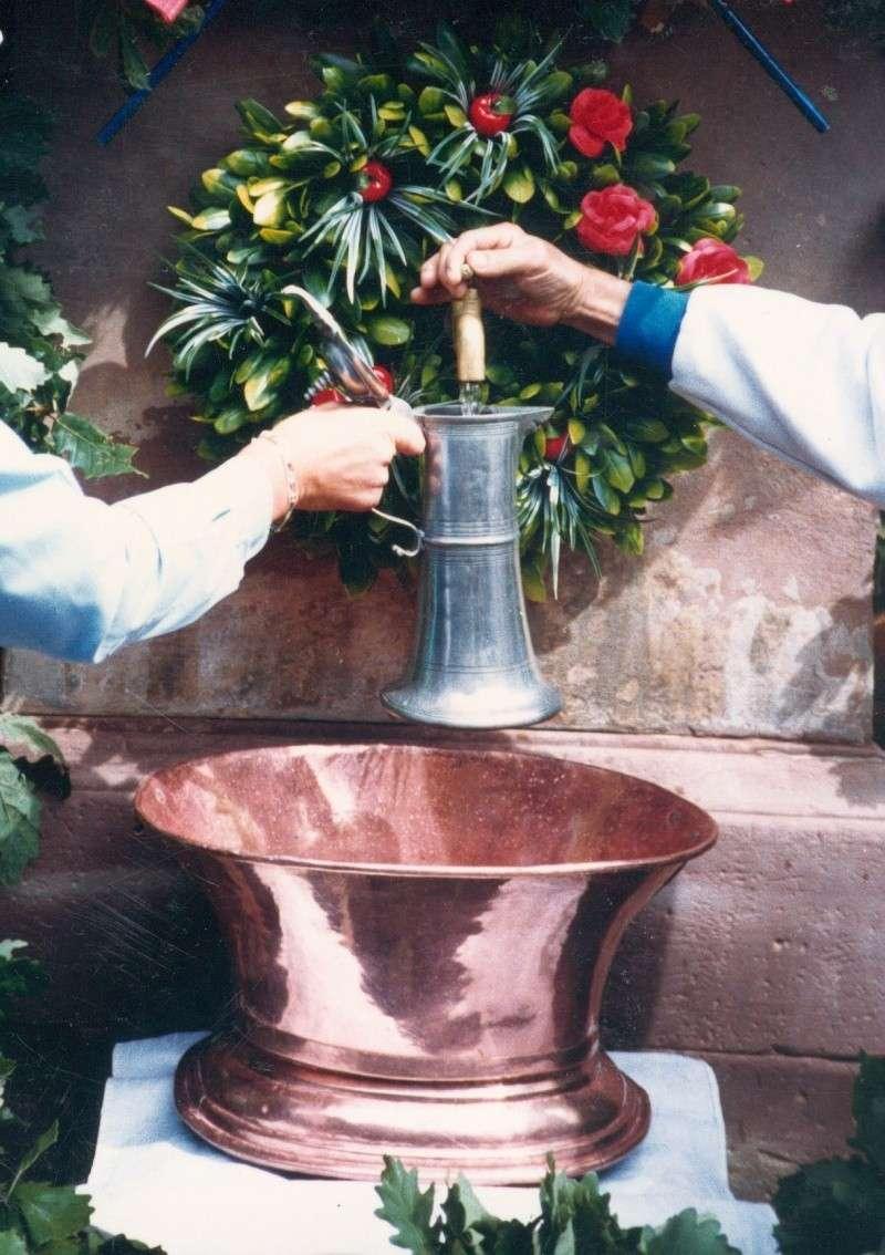 Wangen:fête de la fontaine 1988 Charle20