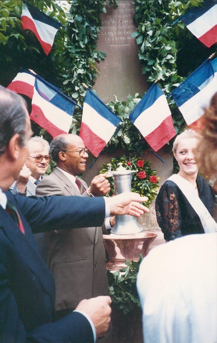 Wangen:fête de la fontaine 1988 Charle21