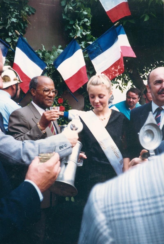 Wangen:fête de la fontaine 1988 Charle22