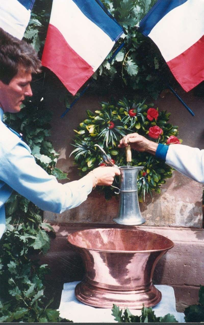 Wangen:fête de la fontaine 1988 Charle23
