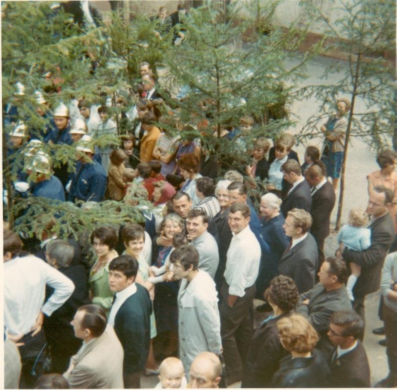 Fête de la Fontaine 1967 Charle30