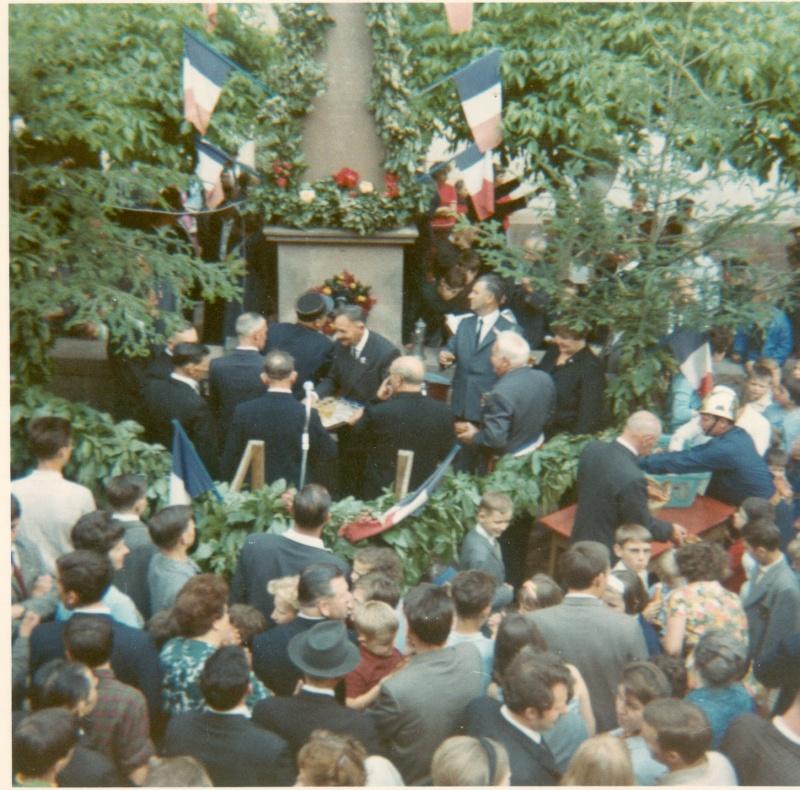 Fête de la Fontaine 1967 Divers15