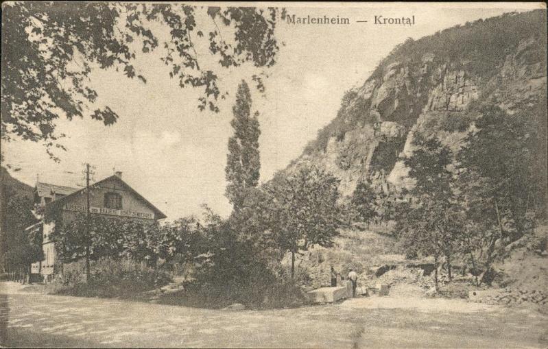 Le Grès du Kronthal Gare1410
