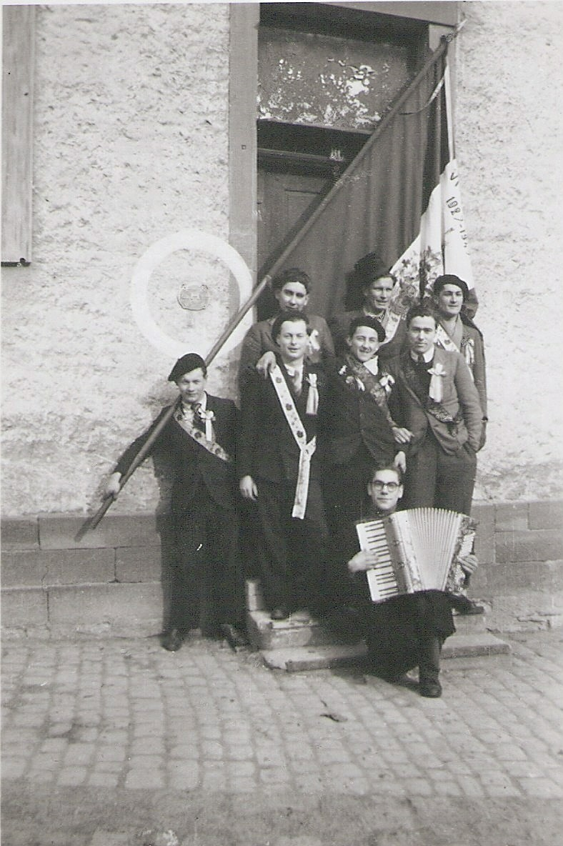 Les conscrits de Wangen Numar132