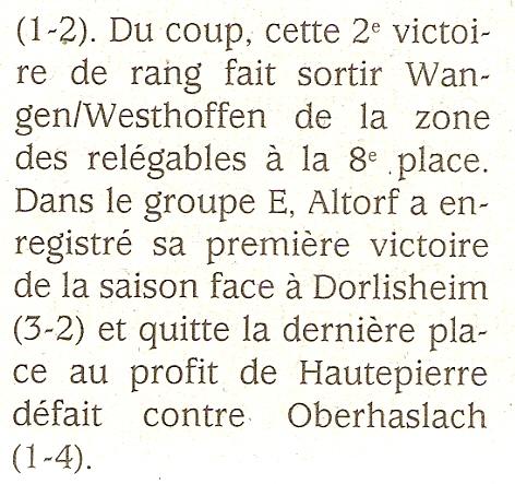 L e FC Wangen Westhoffen Numar183