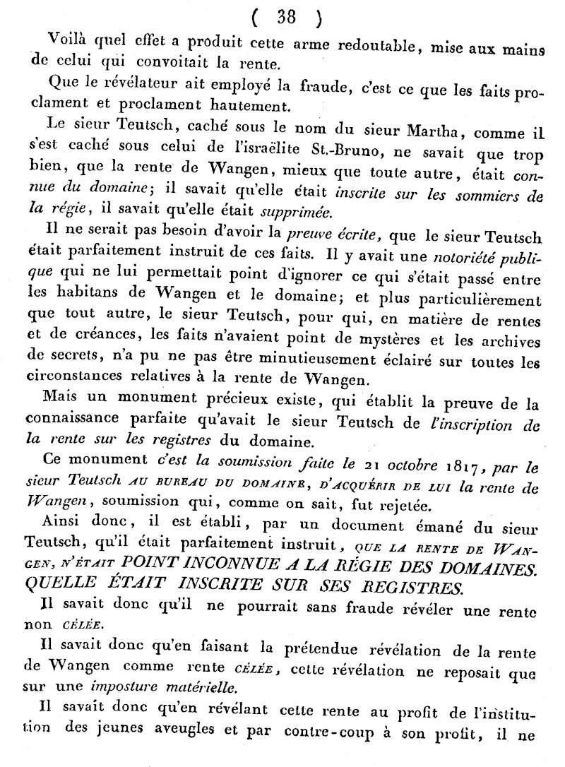 Mémoire d'un procès qui fit couler beaucoup de vin...à Wangen Numari28