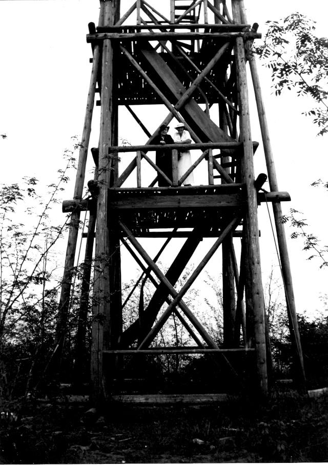 Le belvédère au sommet du Wangenberg Numari62