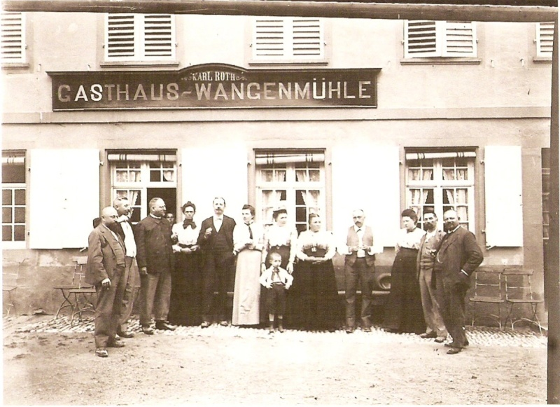 La Wangenmuhl Numari91