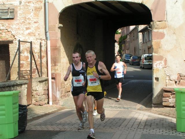 marathon - Edition 2009 du marathon du vignoble Pict1012