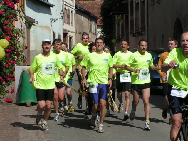 marathon - Edition 2009 du marathon du vignoble Pict1110