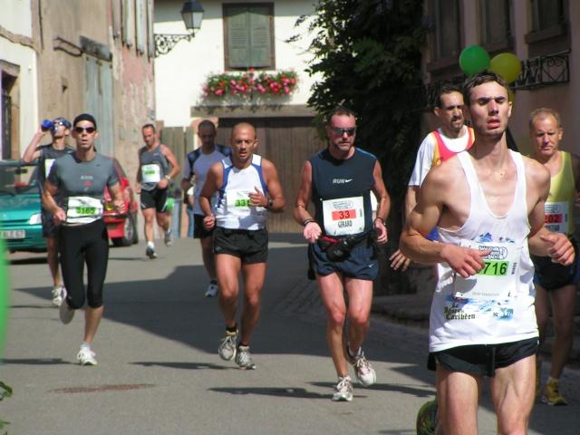marathon - Edition 2009 du marathon du vignoble Pict1111
