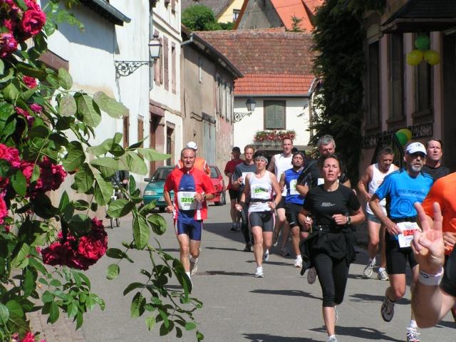 marathon - Edition 2009 du marathon du vignoble Pict1231