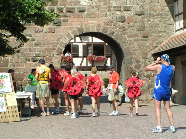 marathon - Edition 2009 du marathon du vignoble Pict1313