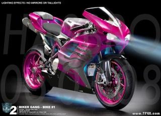 ARCEE : Interview avec Will Kenefick créateur des motos. Arcee110