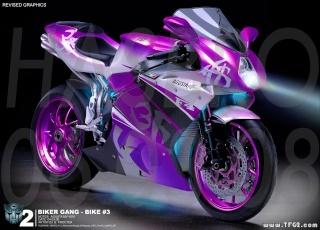 ARCEE : Interview avec Will Kenefick créateur des motos. Arcee113