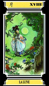Tarot Chinois Lune10