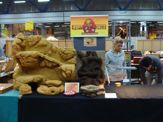 PHOTOS du Salon ANIMALYUS à Lyon !!! 31 oct et 1er nov Dsc03910