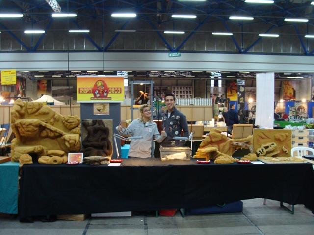 PHOTOS du Salon ANIMALYUS à Lyon !!! 31 oct et 1er nov Dsc03912