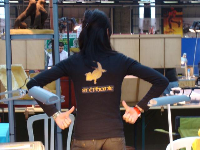 PHOTOS du Salon ANIMALYUS à Lyon !!! 31 oct et 1er nov Dsc03914
