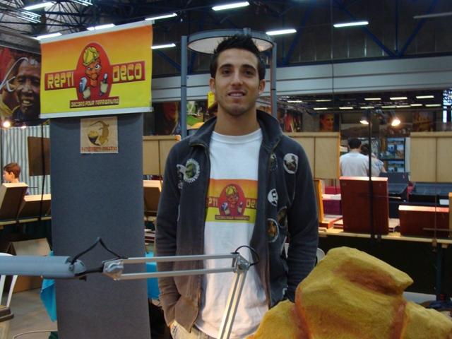 PHOTOS du Salon ANIMALYUS à Lyon !!! 31 oct et 1er nov Dsc03915