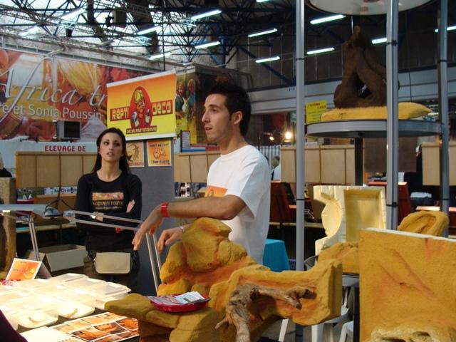 PHOTOS du Salon ANIMALYUS à Lyon !!! 31 oct et 1er nov Dsc04019