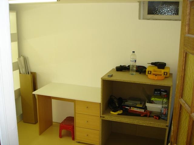Ma nouvelle salle d'élevage en travaux Dsc09911