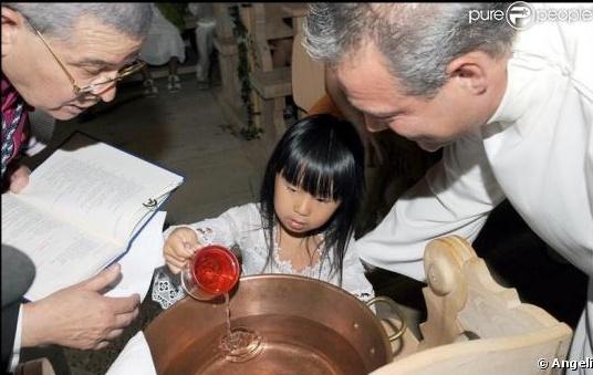 Merveilleux baptême de Joy 2009-037