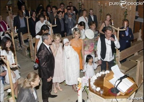 Merveilleux baptême de Joy 2009-041