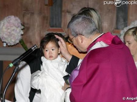 Merveilleux baptême de Joy 2009-067