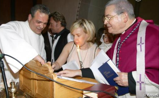 Merveilleux baptême de Joy 2009-073