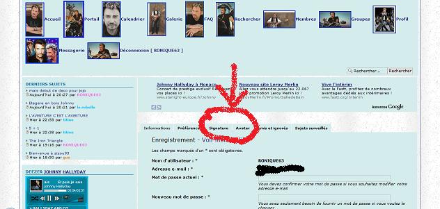 Petit tuto pour déposer vos signatures et avatars 2009_011
