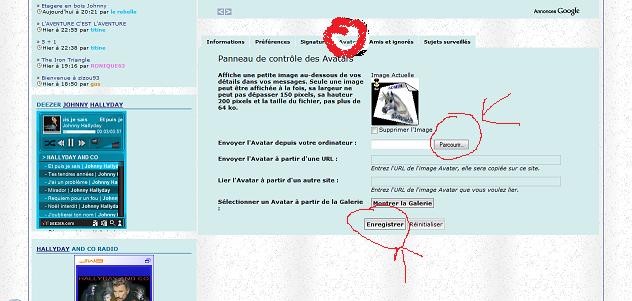 Petit tuto pour déposer vos signatures et avatars 2009_013